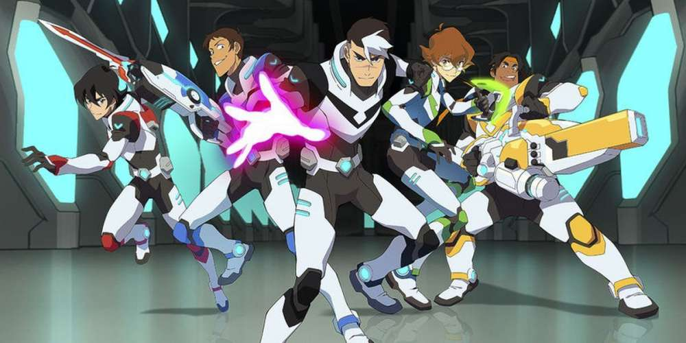 The 'Voltron' Showrunner Apologized For Making a Mess of the Show's Gay Representation