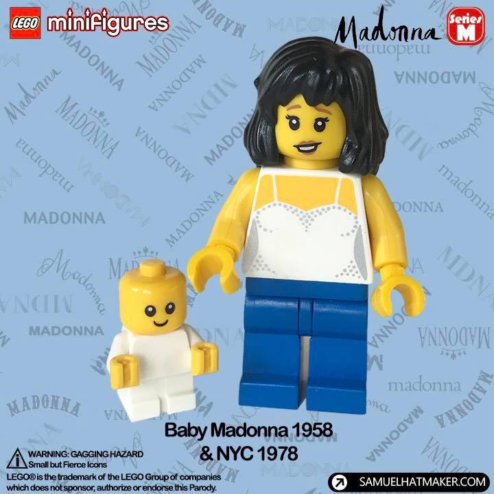 madonna's birthday madonna lego 8