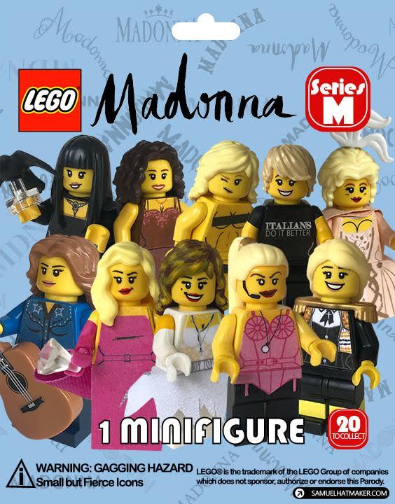 Madonna's birthday