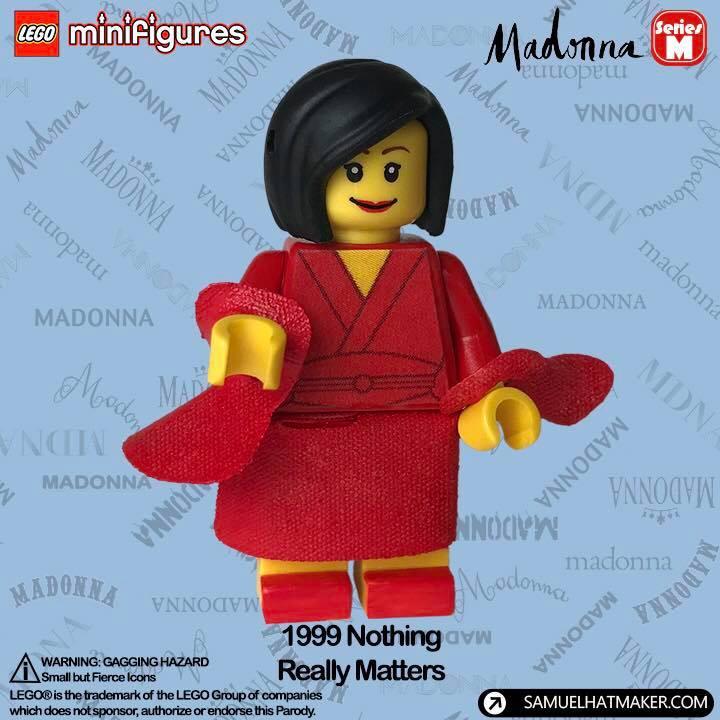 madonna's birthday madonna lego 5
