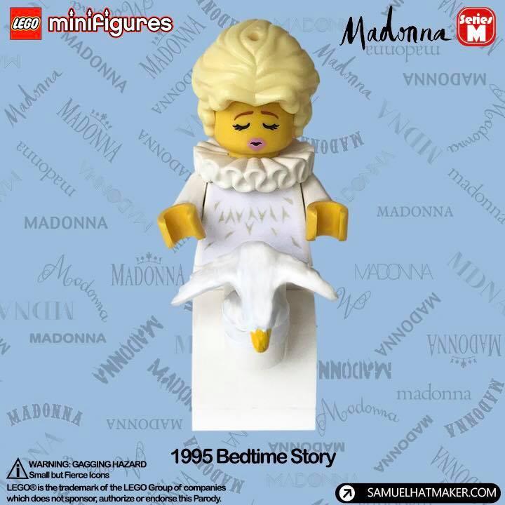 madonna's birthday madonna lego 4