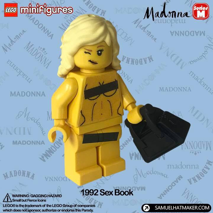 madonna's birthday madonna lego 3