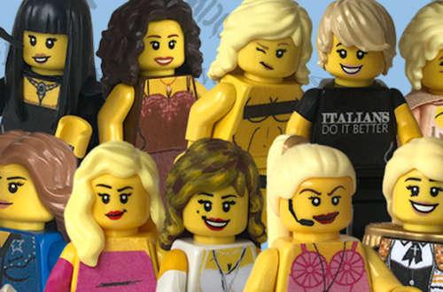 madonna's birthday madonna lego teaser