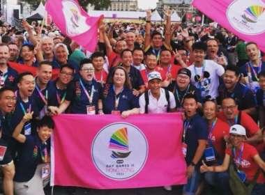 Gay Games Hong Kong 01, Dennis Philipse 01