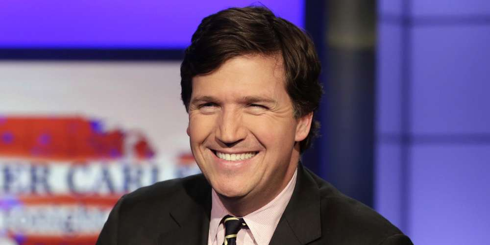 You'll Surely Want to Punch Tucker Carlson in the Face After Watching Him Argue Tacos Are American