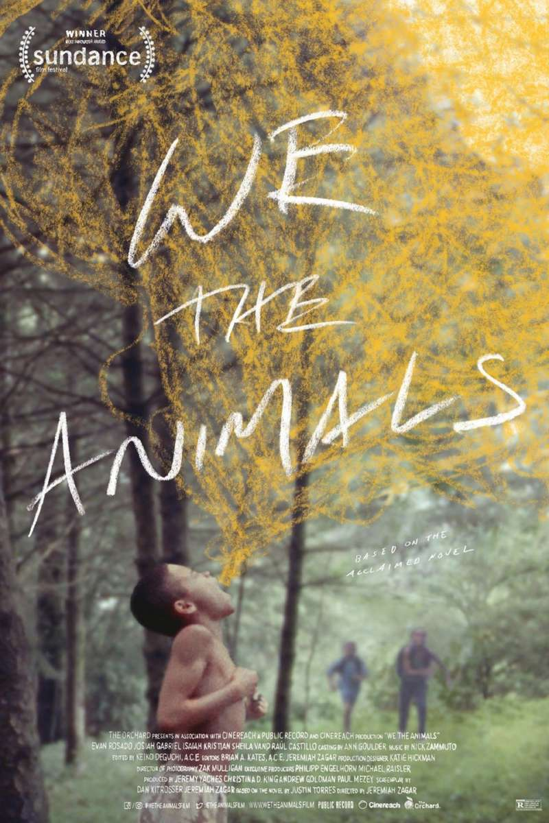 We the Animals poster Biz Hayvanlar