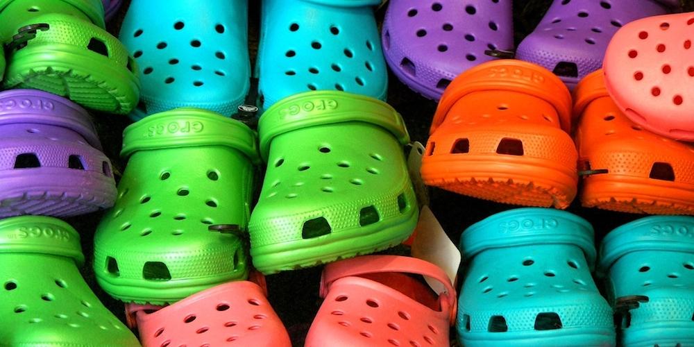 crocs extinct