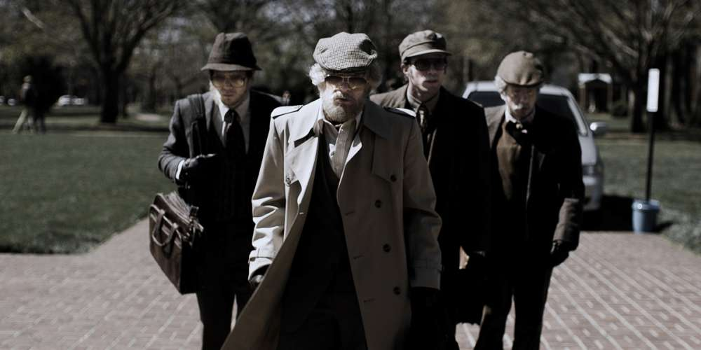 《美國動物》四個中二帥哥偷天換日  近年最酷犯罪電影  強勢入選日舞影展、台北電影節