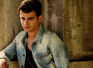 Garrett Clayton coming out came out 02
