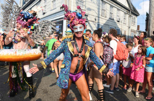 provincetown carnival week teaser