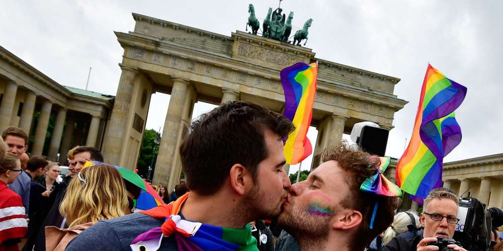 Germans Overwhelmingly Support LGBTQ Community, Overwhelmingly Hate Muslims