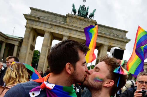 #meQueer Germany