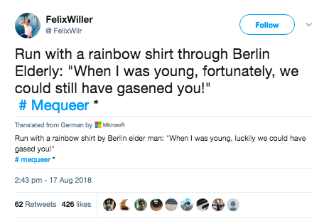 #MeQueer