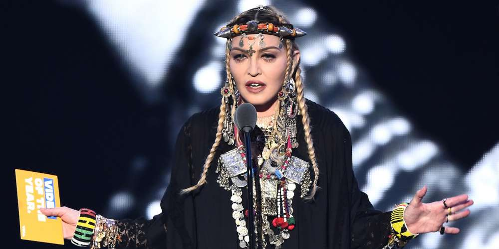 Madonna Has Taken to Instagram to Defend Her Much-Critiqued 'Tribute' to Aretha Franklin
