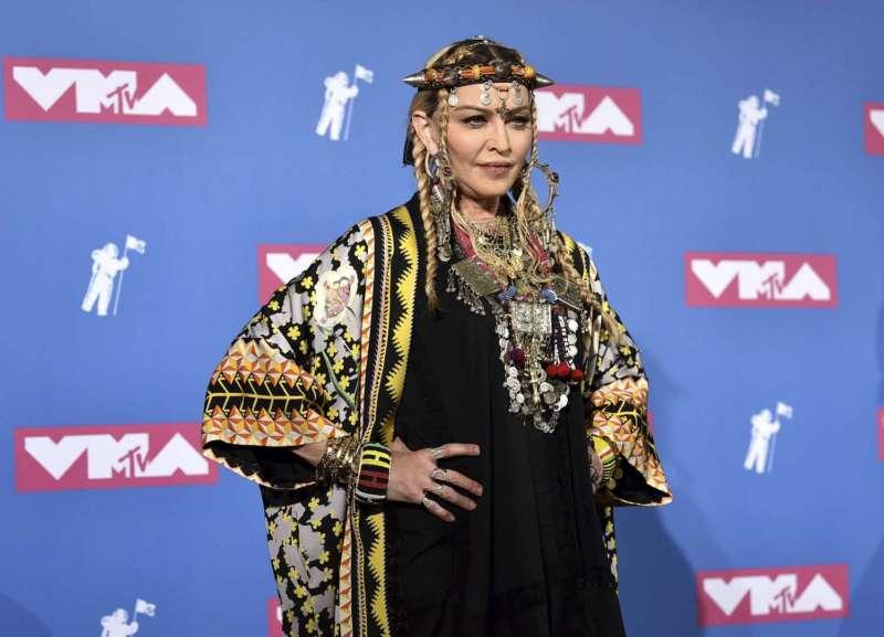 Madonna VMAs red carpet