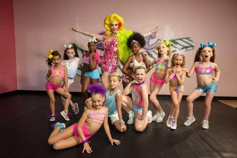 Alyssa Edwards Netflix 02, Dancing Queen trailer 02
