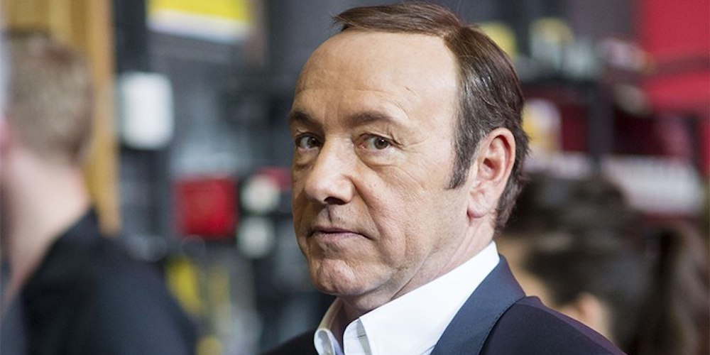Kevin Spacey Is Facing a Second Sexual Assault Investigation in Los Angeles