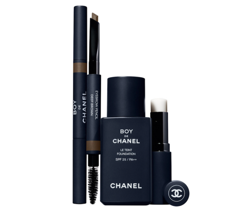 current obsessions chanel make up robo-pup