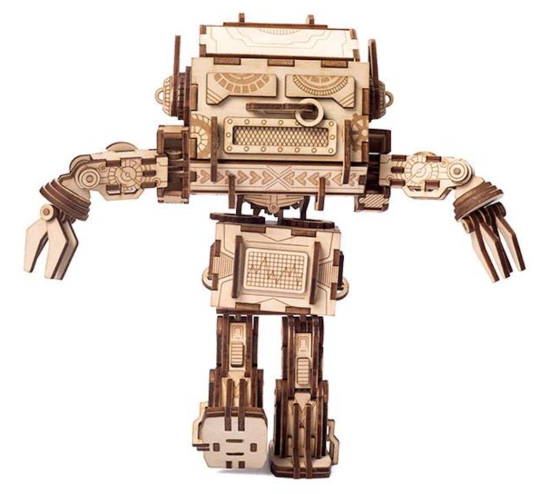 current obsessions twerking robot robo-pup