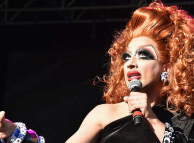 BIANCA del rio feat for week's top stories
