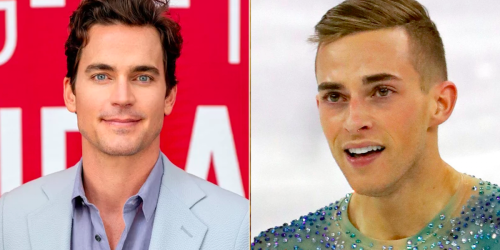 Adam Rippon and Matt Bomer Will Be Guest-Starring on 'Will & Grace' Next Season