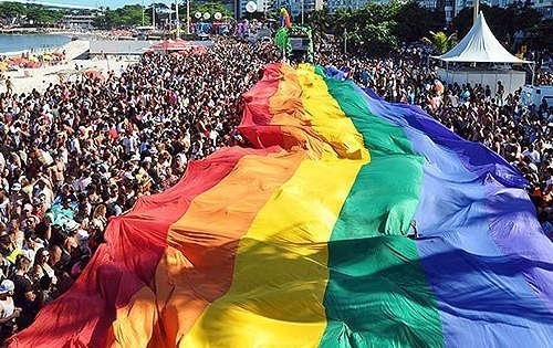Parada do Orgulho LGBTI 2018
