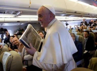 Papa Francisco recomenda psiquiatra