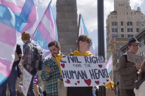 trans discrimination legal feat