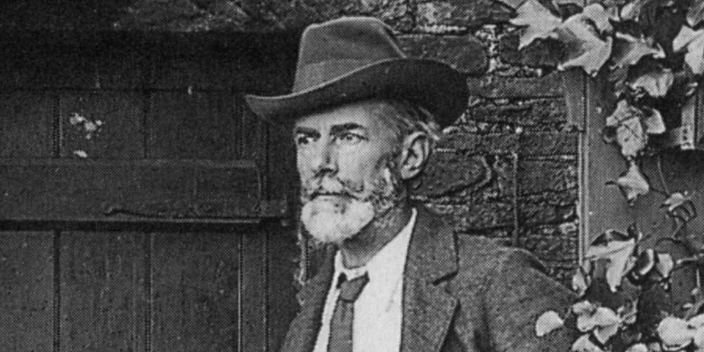 Today Is the Birthday of Edward Carpenter, England's Gay Godfather of the Left