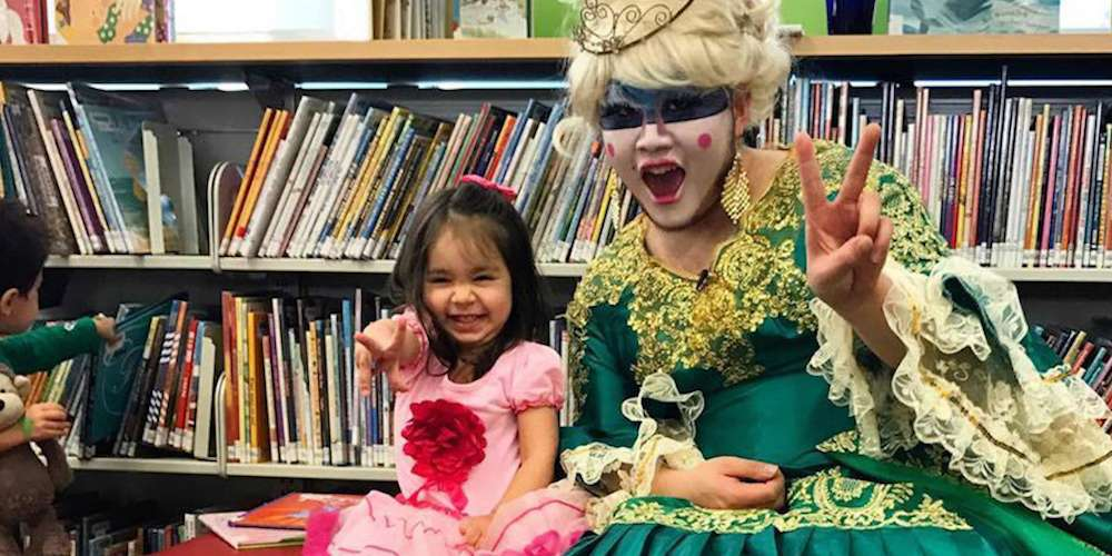 Louisiana Mayor Tries to Ban Drag Queen Story Hour at Public Library