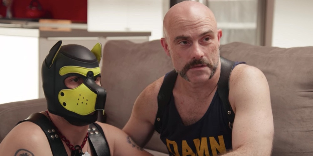 New Netflix Show 'Magic for Humans' Stages a Trick With a Gay Pup Play Couple