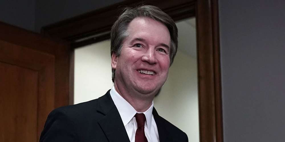 Brett Kavanaugh, Trump's Supreme Court Pick, Is Definitely Hiding Something