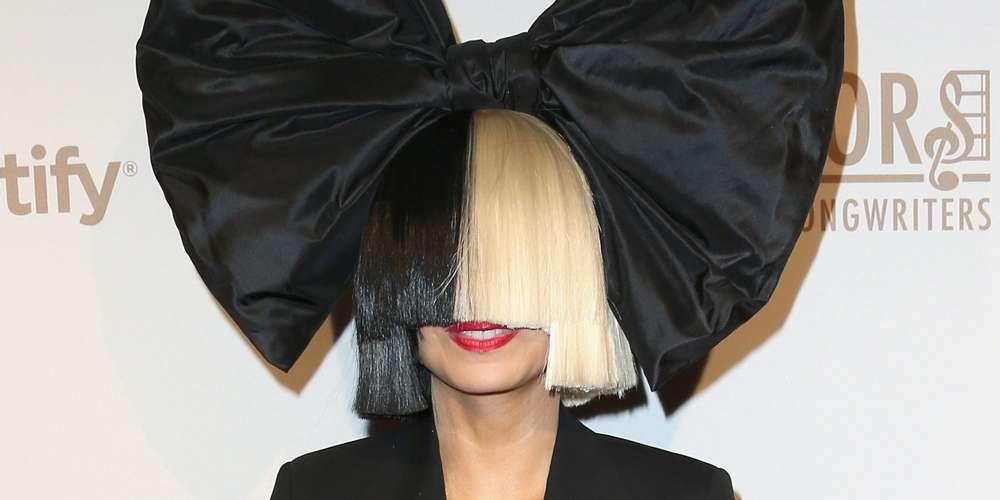 Sia a refusé d'être prise en photo avec Trump en solidarité avec les LGBT