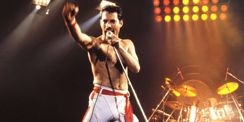 Today Would Have Been Freddie Mercury's 72nd Birthday