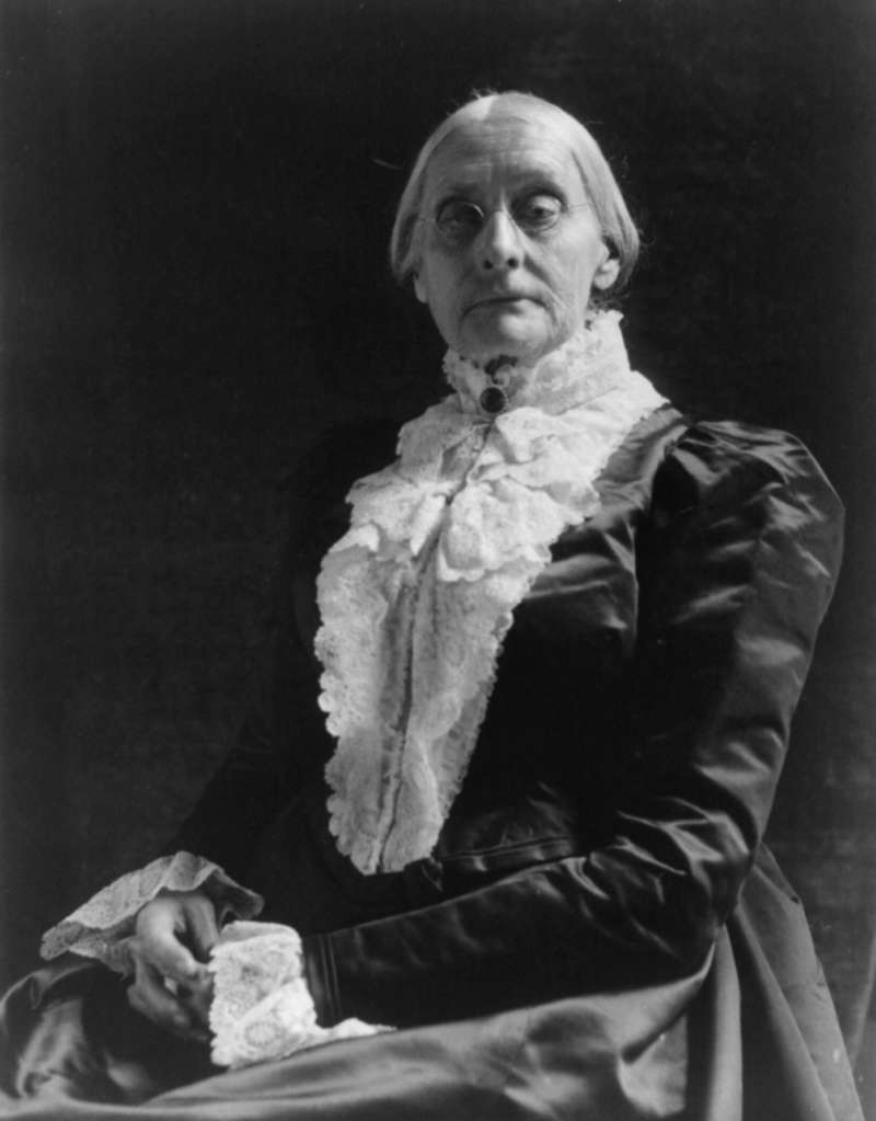 rochester new york susan b. anthony