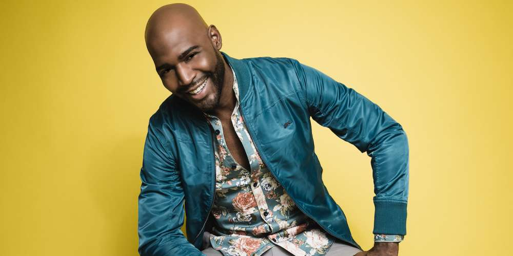 'Queer Eye' Culture Guy Karamo Brown Opens Up About His Past Suicide Attempt