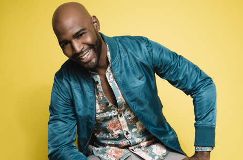 Karamo Brown suicide 02