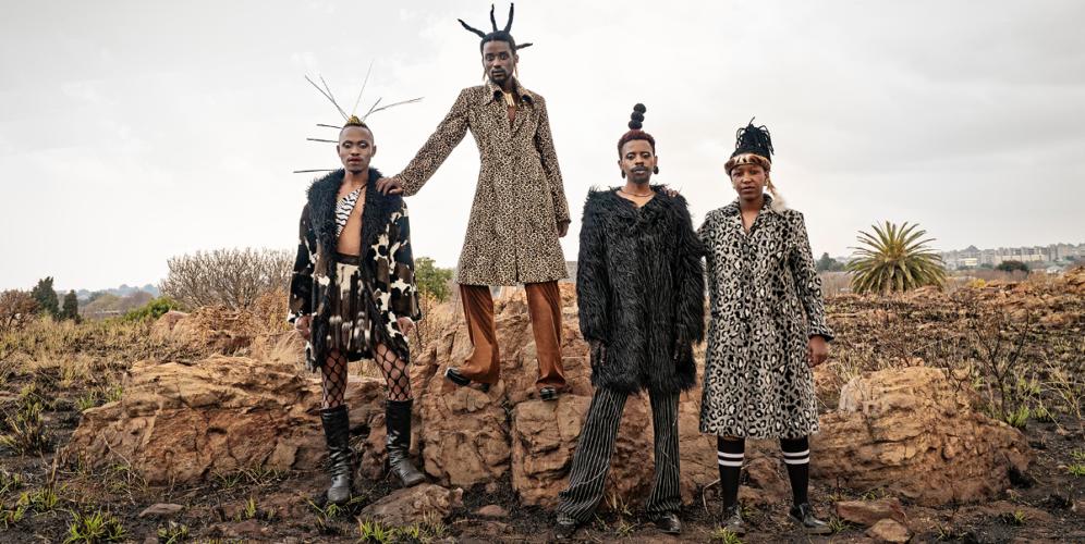 Un photographe capture l'esprit de l'Afrique du sud queer