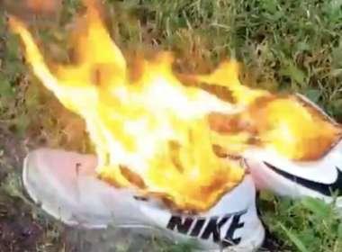 BoycottNike 02, protest Nike 02