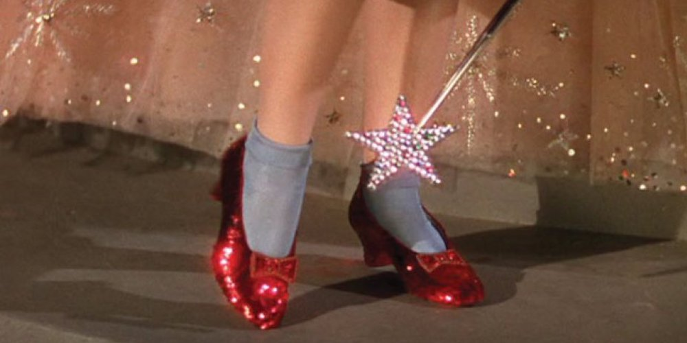 They Were Stolen 13 Years Ago, But Dorothy's Ruby Slippers Have Officially Been Found