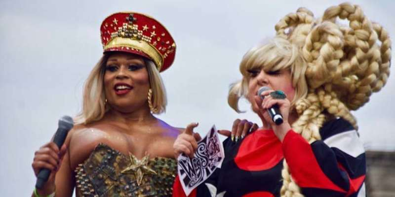 Wigstock 2018 01, Wigstock 2.HO 01 week's top stories