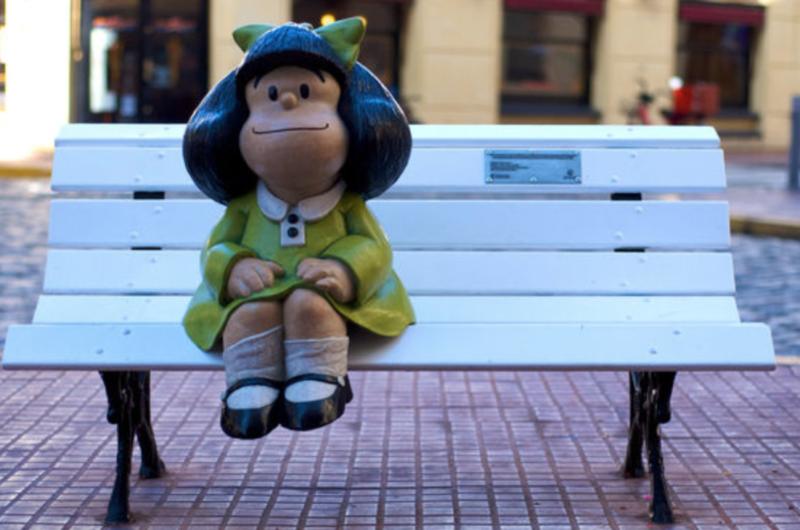 gay buenos aires guide mafalda monument