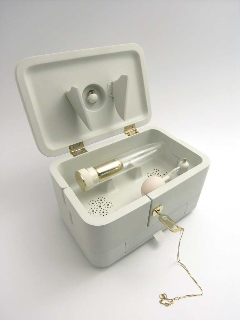 21 grams cremains sex toy complete box