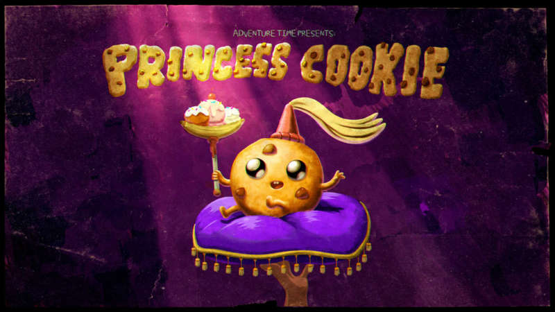 Princess Cookie best adventure time episodes
