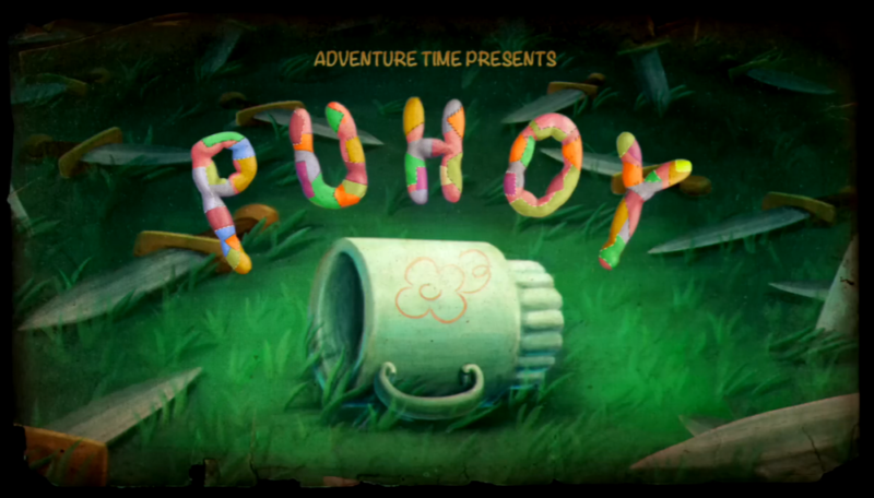 puhoy best adventure time episodes