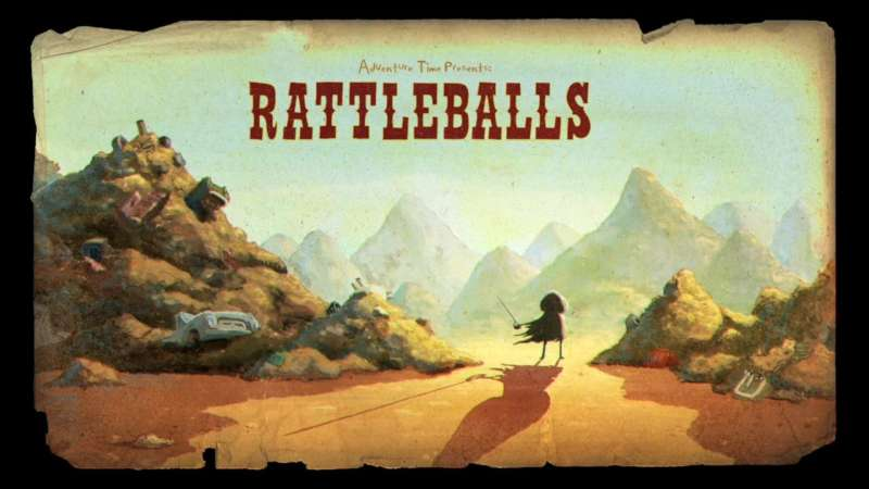 best adventure time episodes rattleballs