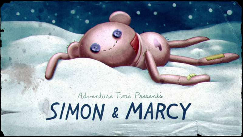 best adventure time episodes simon and marcy