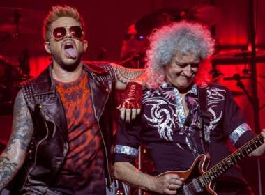 Adam Lambert Freddie Mercury 01