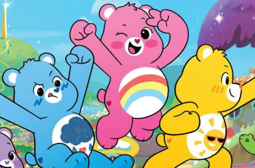 care bears feboot feat