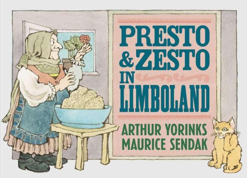 new maurice sendak book cover